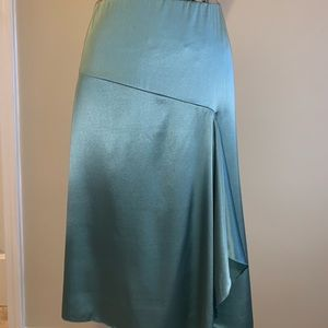 DKNY Silk Skirt